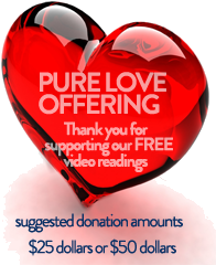 Lover Offering of $10, $25 or $50 USD
